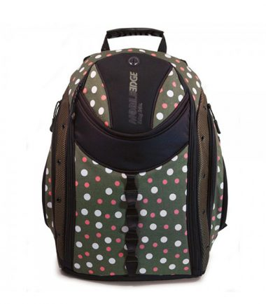 Express Backpack (Eco-Friendly, Green Dots)-19108