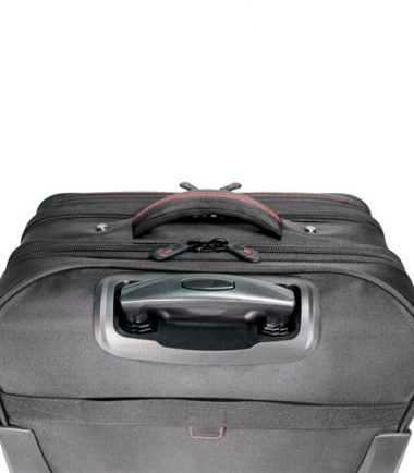 Professional Backpack and Rolling Case Combo -19325