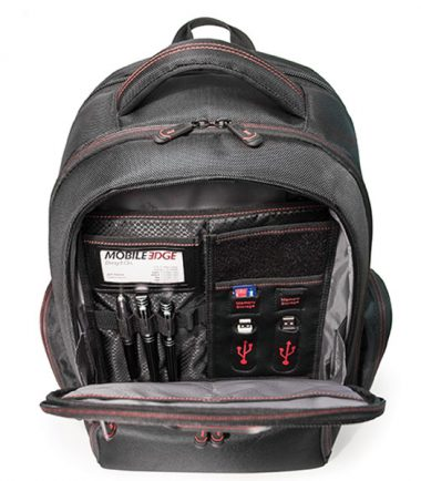 Professional Backpack and Rolling Case Combo -19328