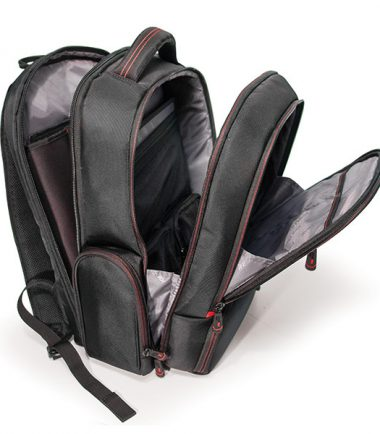 Professional Backpack and Rolling Case Combo -19329