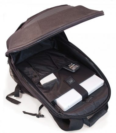 ECO Laptop Backpack (Eco-Friendly, Navy Blue)-19167