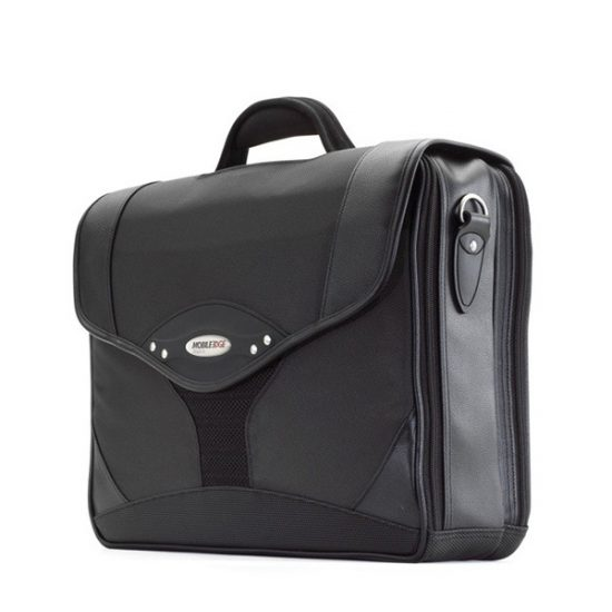 Premium Briefcase - Black - Fits PC Laptops Up To 15.6 inch