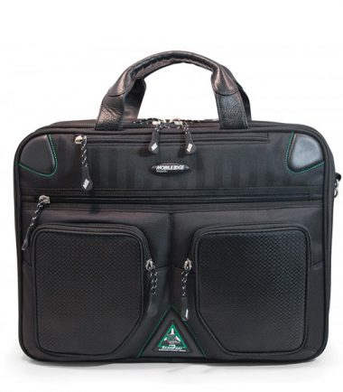 ScanFast Checkpoint Friendly Briefcase 2.0 - Plenty of exterior pockets for easy to access documents