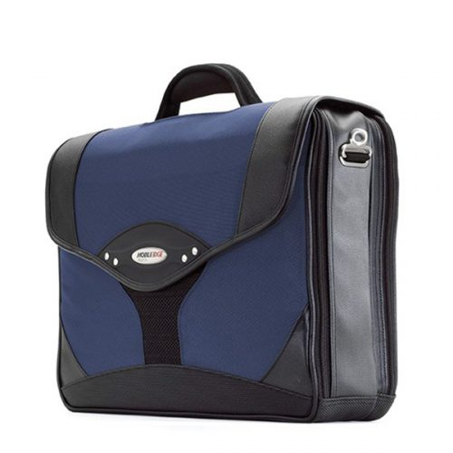 Premium Briefcase - Navy - Fits PC Laptops Up To 15.6 inch