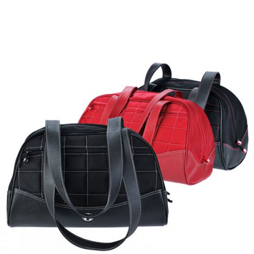 Sumo Duffel - Red with White Stitching - Small - Bag - Non Laptop