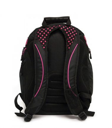 Express Backpack - Pink Dots-19976