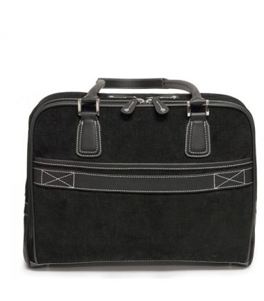 """Classic Corduroy Laptop Tote (Small - 14.1"""")-20248"""