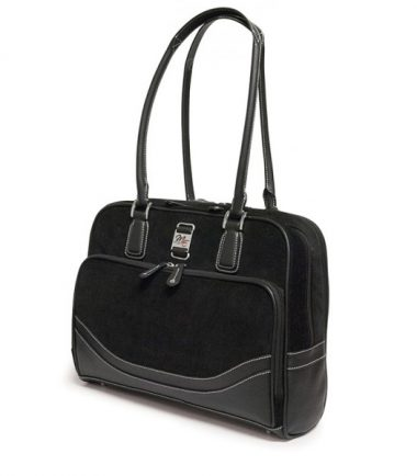 """Classic Corduroy Laptop Tote (Small - 14.1"""")-20250"""