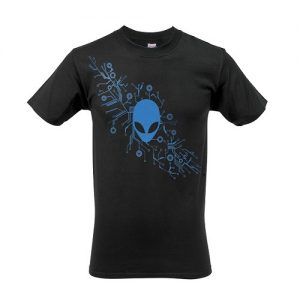 Alienware Arena Gaming Gear T-Shirt - Size S-0