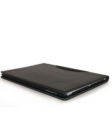 SlimFit Case/Stand for iPad Air (Black)-20924