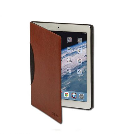 SlimFit Case/Stand for iPad Air (Brown)-0