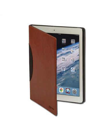 SlimFit Case/Stand for iPad Mini (Brown)-0