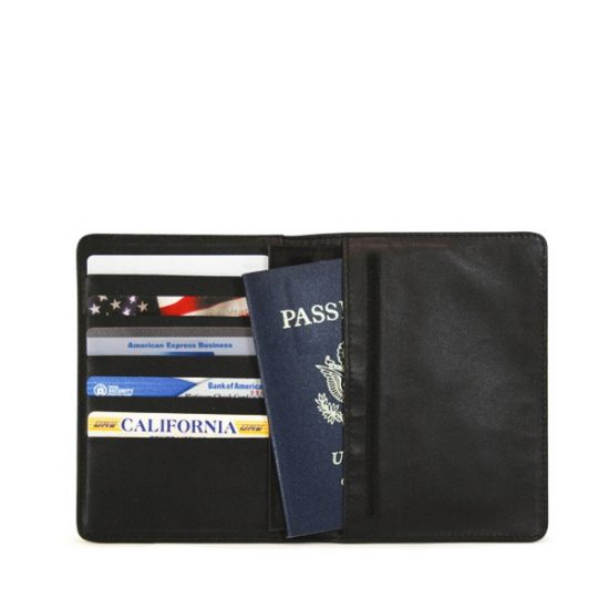 I.D. Sentry Passport Wallet - RFID security for your passport (Interior)