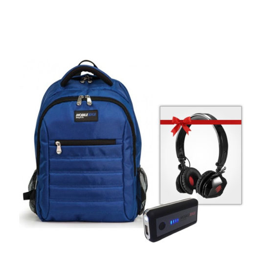 SmartPack Backpack plus USB Power Pack and Wireless Gaming Headset - Bundle Offer
