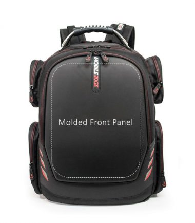 """Core Gaming Backpack w/Molded Panel 17""""-22378"""