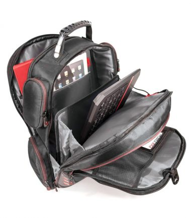 """Core Gaming Backpack w/Molded Panel 17"""""""