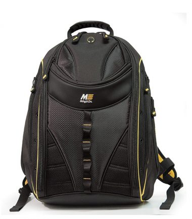 Express Backpack 2.0 - Black / Yellow-22715
