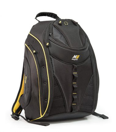 Express Backpack 2.0 - Black / Yellow-22717