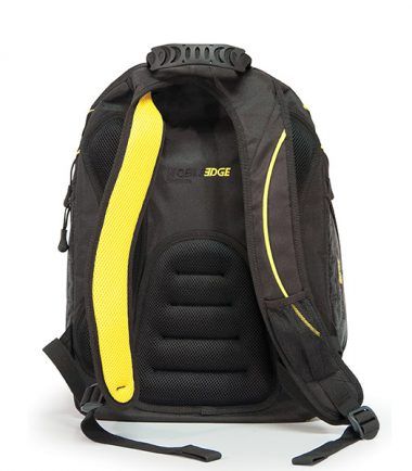 Express Backpack 2.0 - Black / Yellow