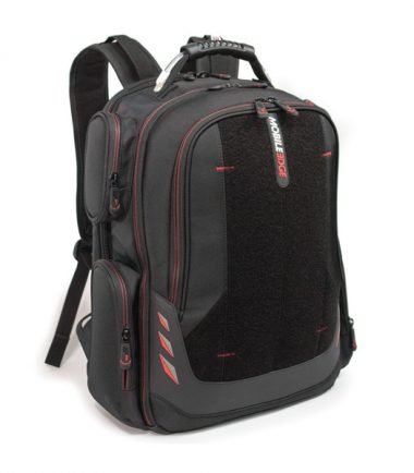 """Core Gaming Backpack w/Velcro Panel 17.3""""-22867"""
