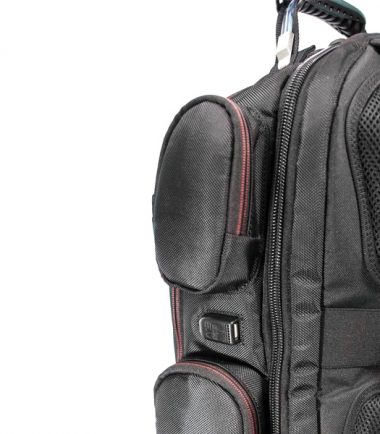 """Core Gaming Backpack w/Velcro Panel 17.3""""-22871"""