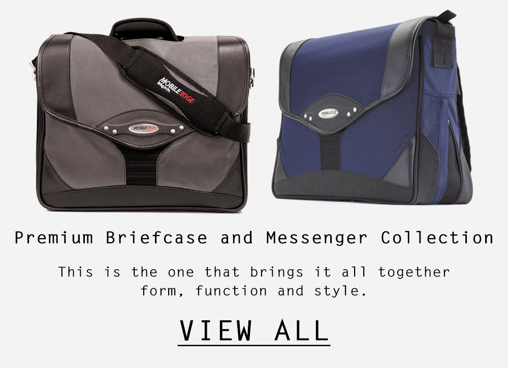 View All Premium Briefcase and Messenger Collection