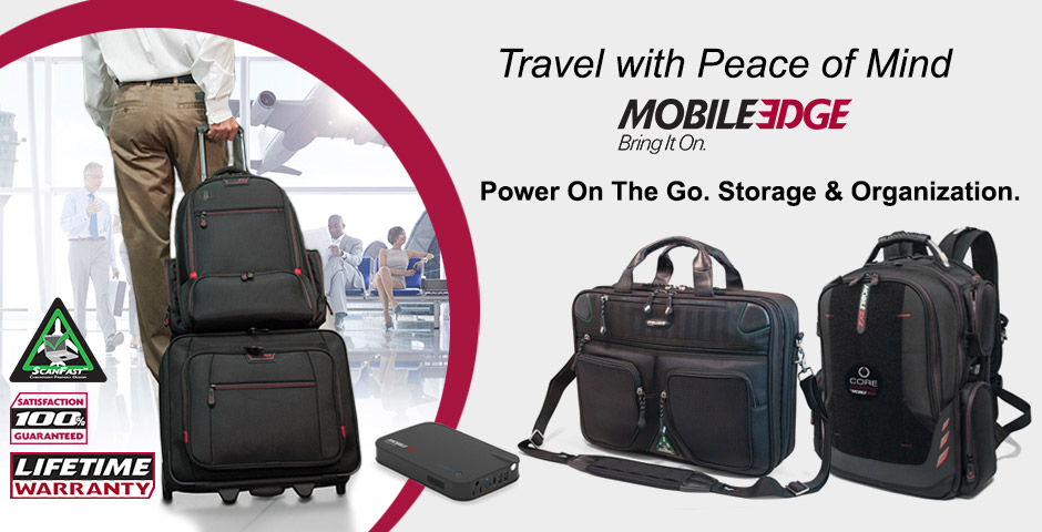 Travel with Peace of Mind this Holiday Season | 5 Tips & How Mobile Edge Can help