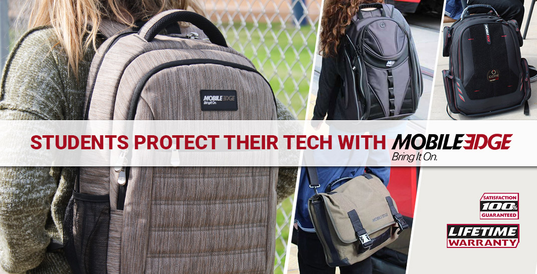 Students Protect Their Tech with Mobile Edge