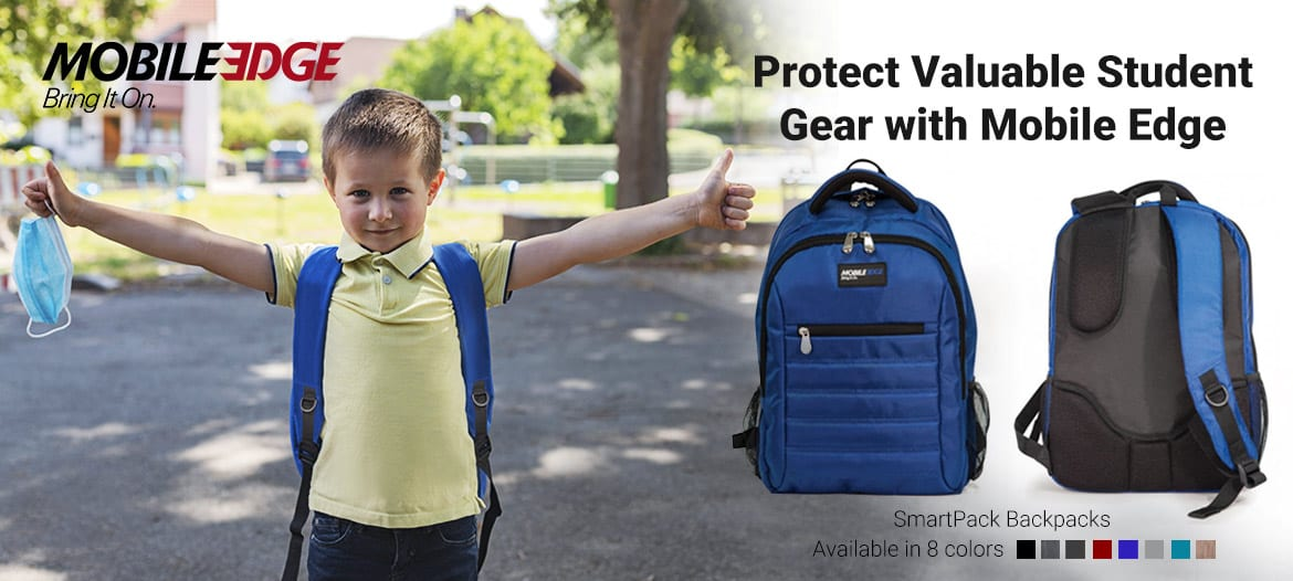 Protect Valuable Student Gear with Mobile Edge