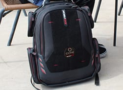 Learn More about CORE Gaming Backpack w/Velcro Panel 17.3″