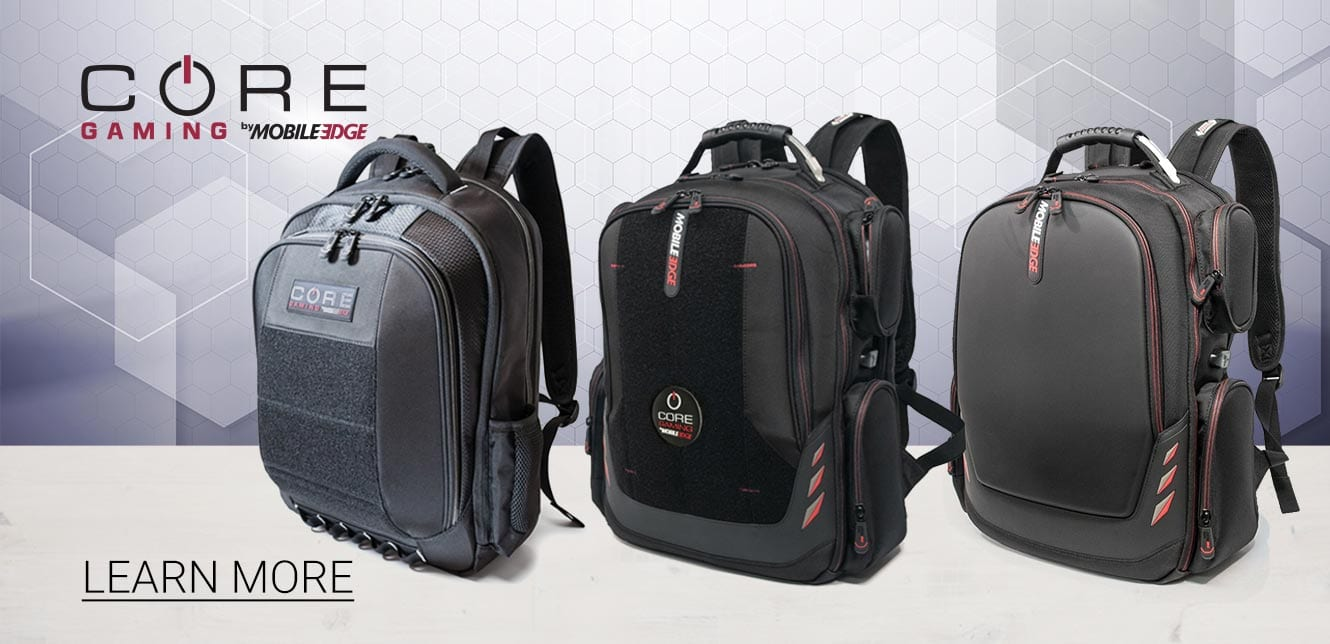 Learn More about CORE Gaming Backpacks