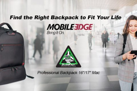Blog - Whether Going Back to School or Enjoying Summer Travel, Consumers Rely on Mobile Edge Backpacks to Protect Their Tech