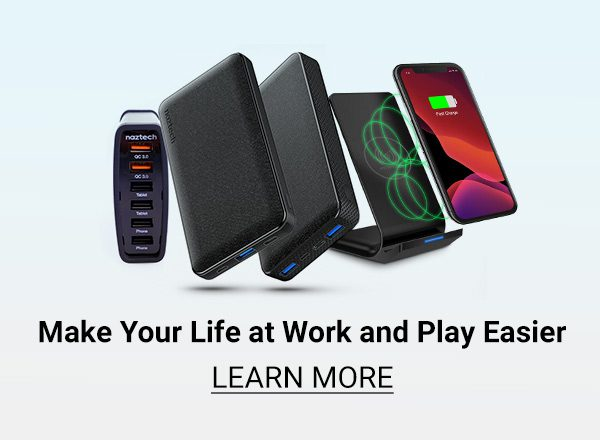 Make your life at work and play easier - Learn More about Personal Productivity Products