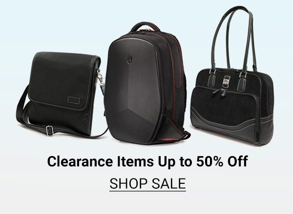 Clearance Items Up to 50% off