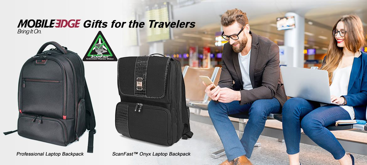 Travel Gear for People Who Work Hard and Play Hard