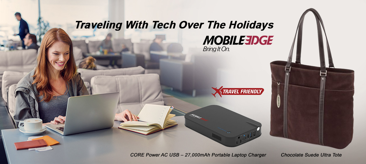 Travel With Style and Confidence Wherever You Go with Mobile Edge