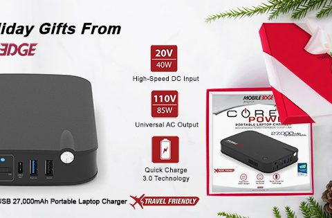 Press Release - For Holiday Gifts From Mobile Edge